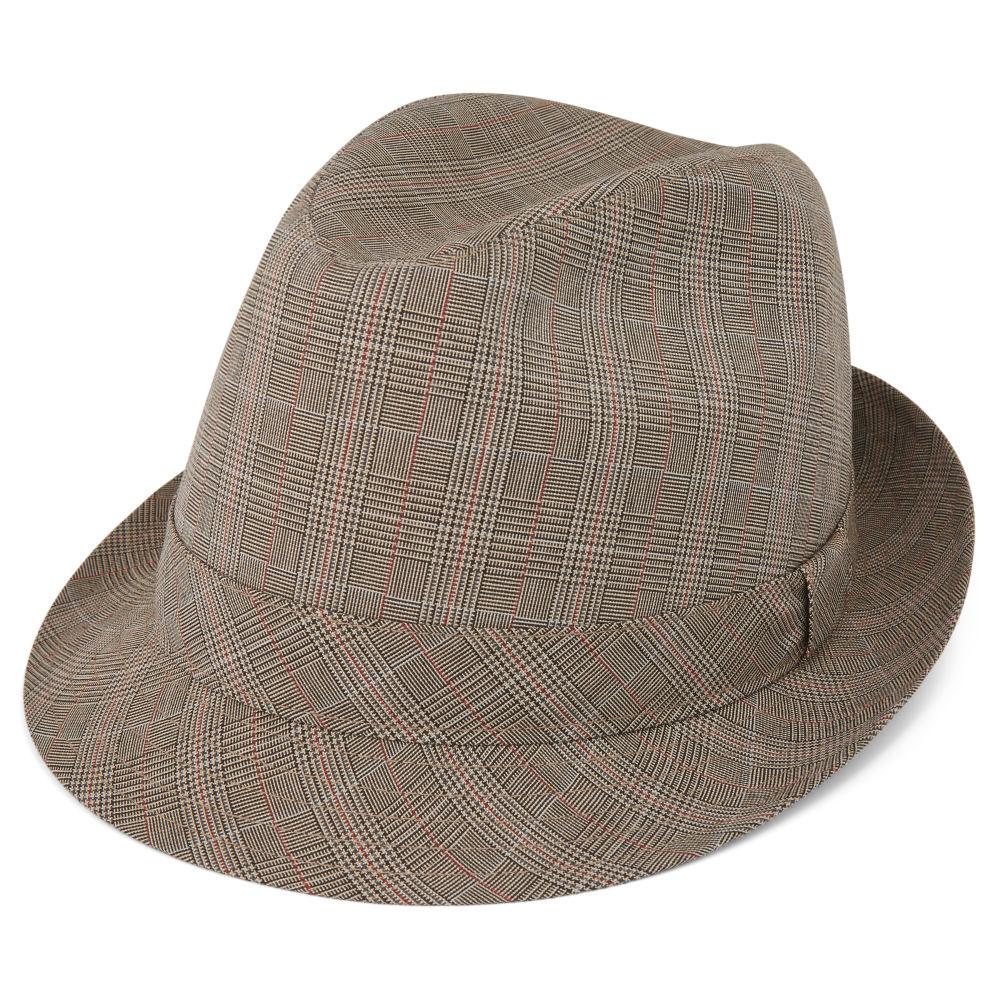 a86778f6f80 Károvaný klobouk Tirol Glen