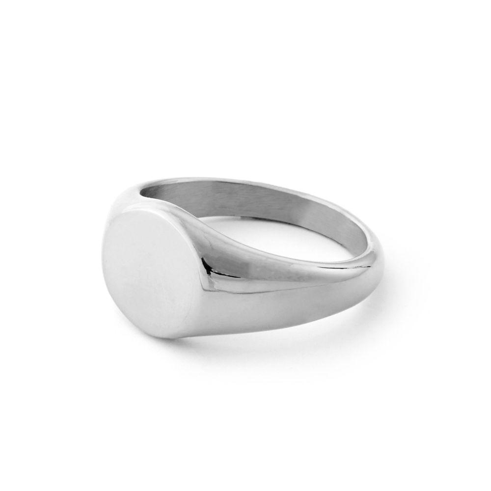 Ατσάλινο Δαχτυλίδι Μασόνος  20d91964df0