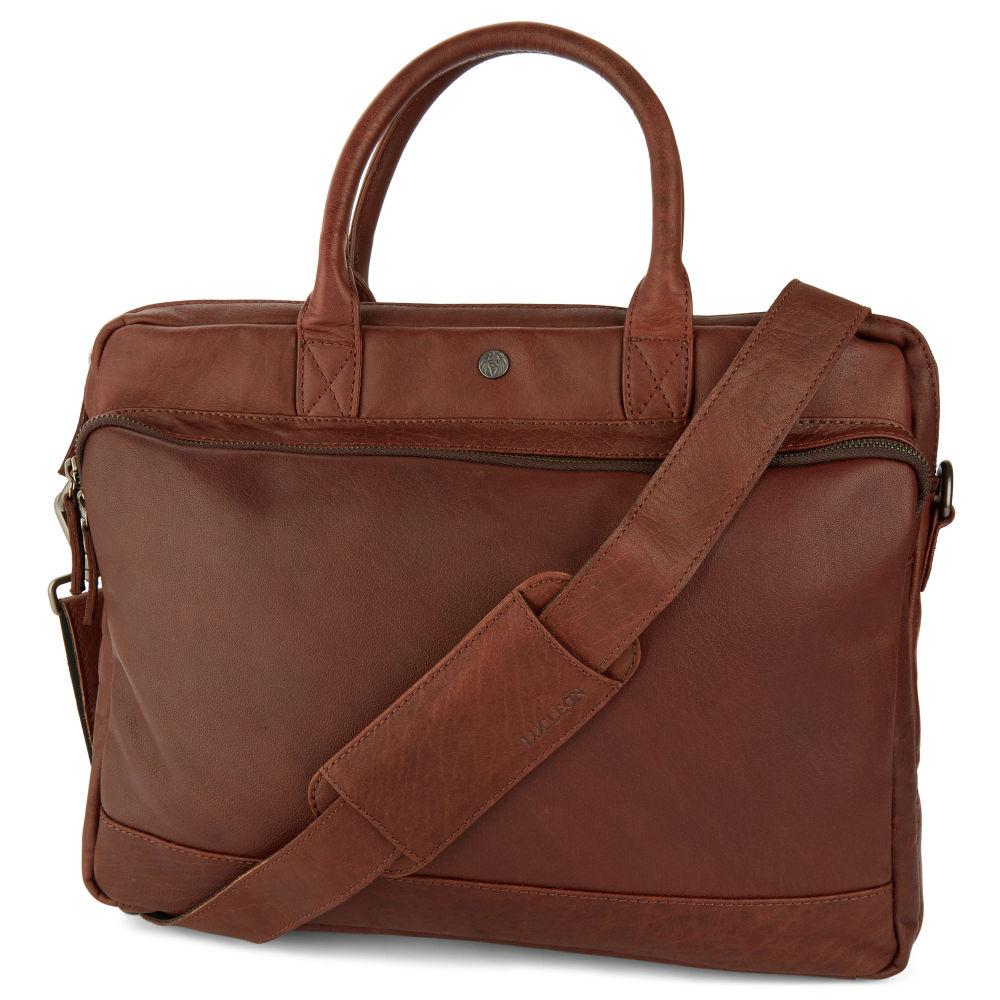 e88151ca21 Hnedá taška na laptop z pravej kože Oxford