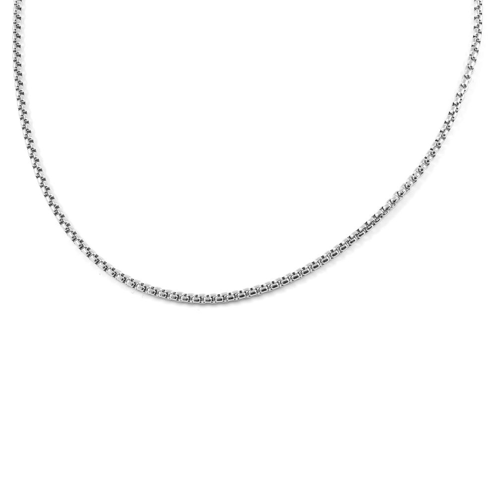 Secret Compartment Stainless Steel Necklace Trendhim