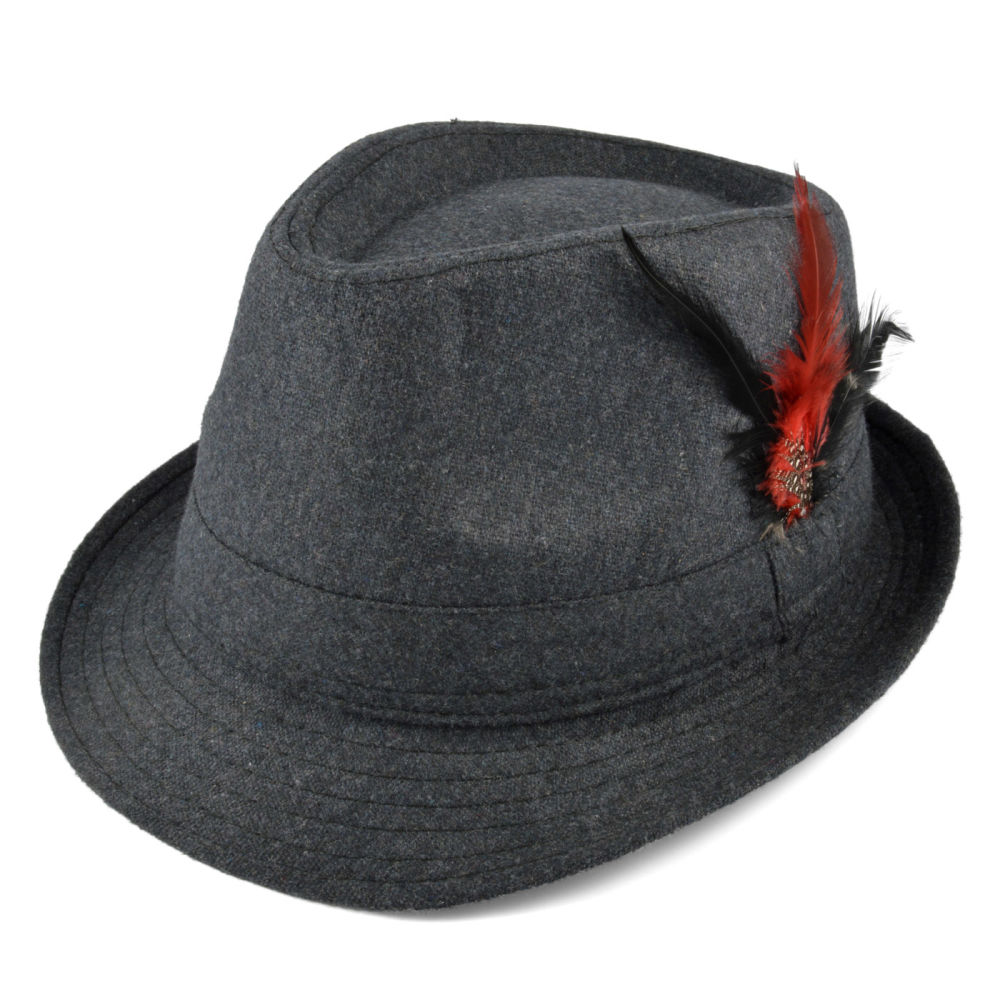 Red Feather Fedora  b05940a9002