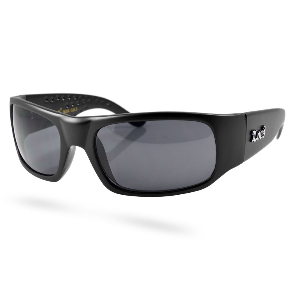 Locs 9004 mattfekete napszemüveg  6395f0f2ae