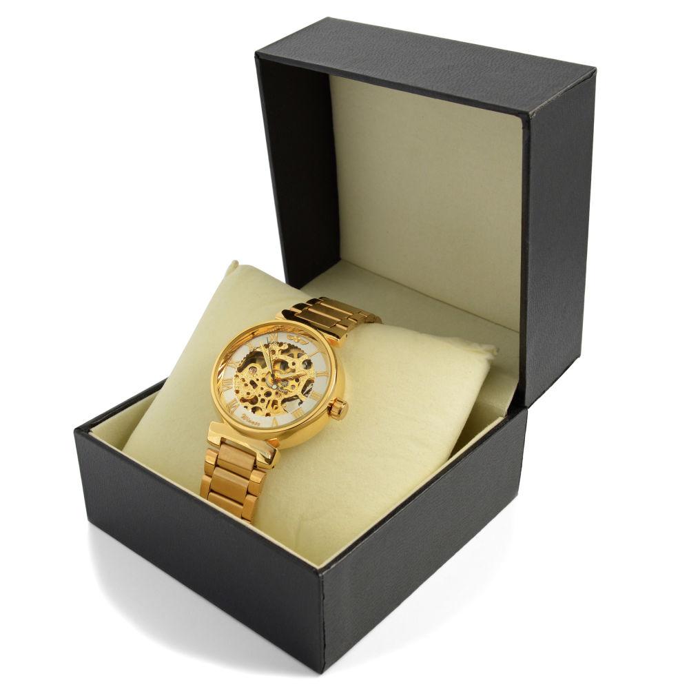 Zlaté hodinky v římském stylu  51d5fac962