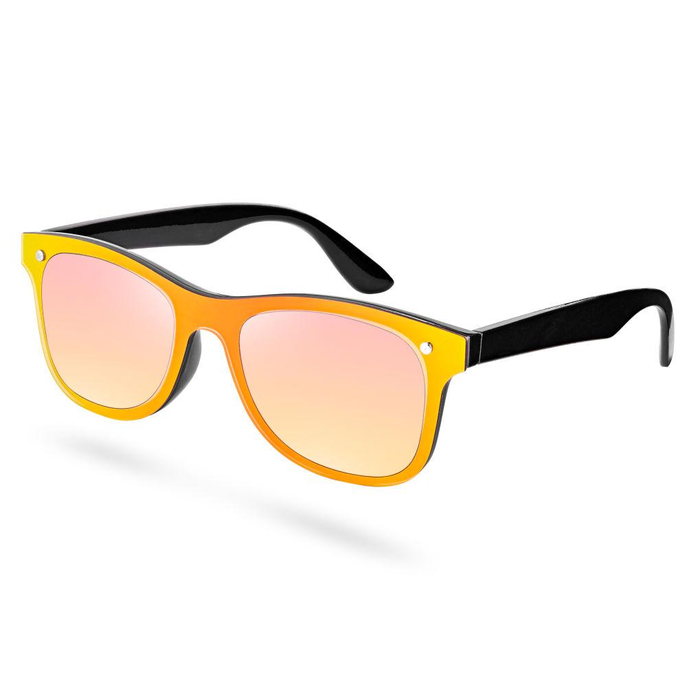 Sárga és fekete keretes napszemüveg  b754a1cd69