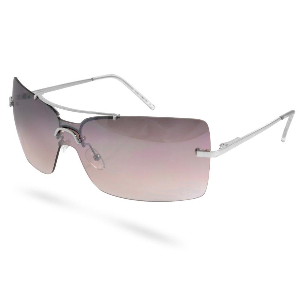 63b0555db0ec09 Zilver   Paars Italio frameloze glazen Zonnebril