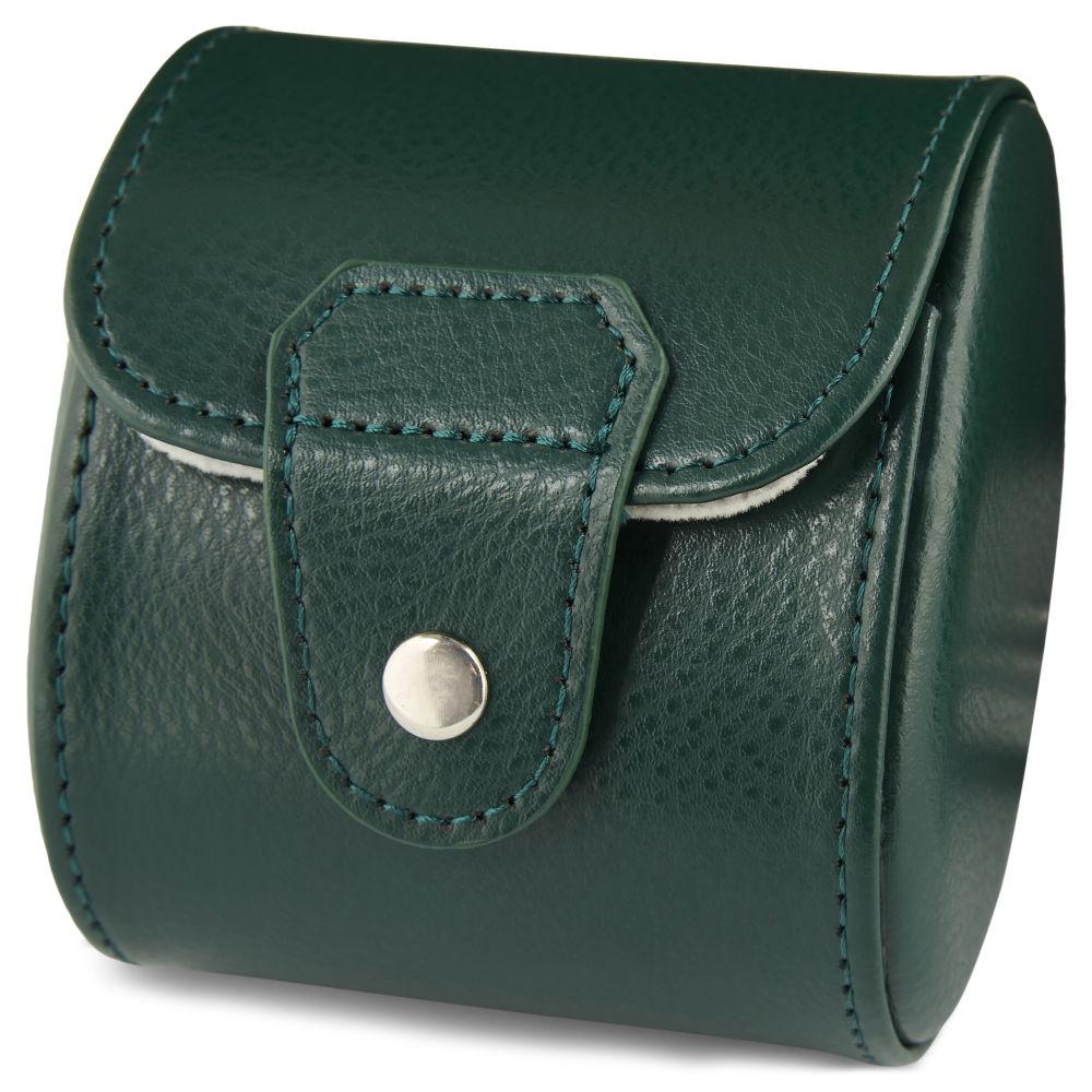 Zöld óratartó bőrtasak  1af787a8f9
