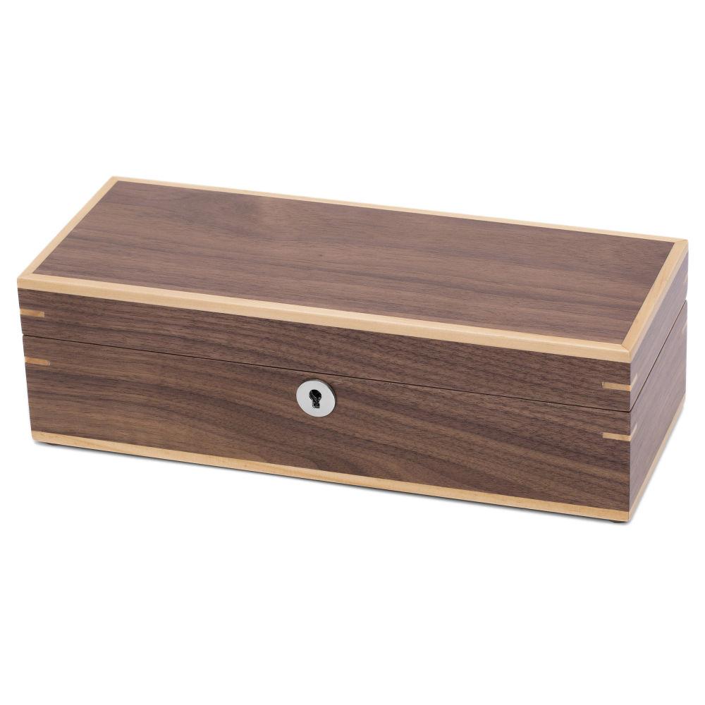 Compact Ξύλινο Κουτί Φύλαξης Ρολογιών - 5 Ρολόγια  7316b08ed82