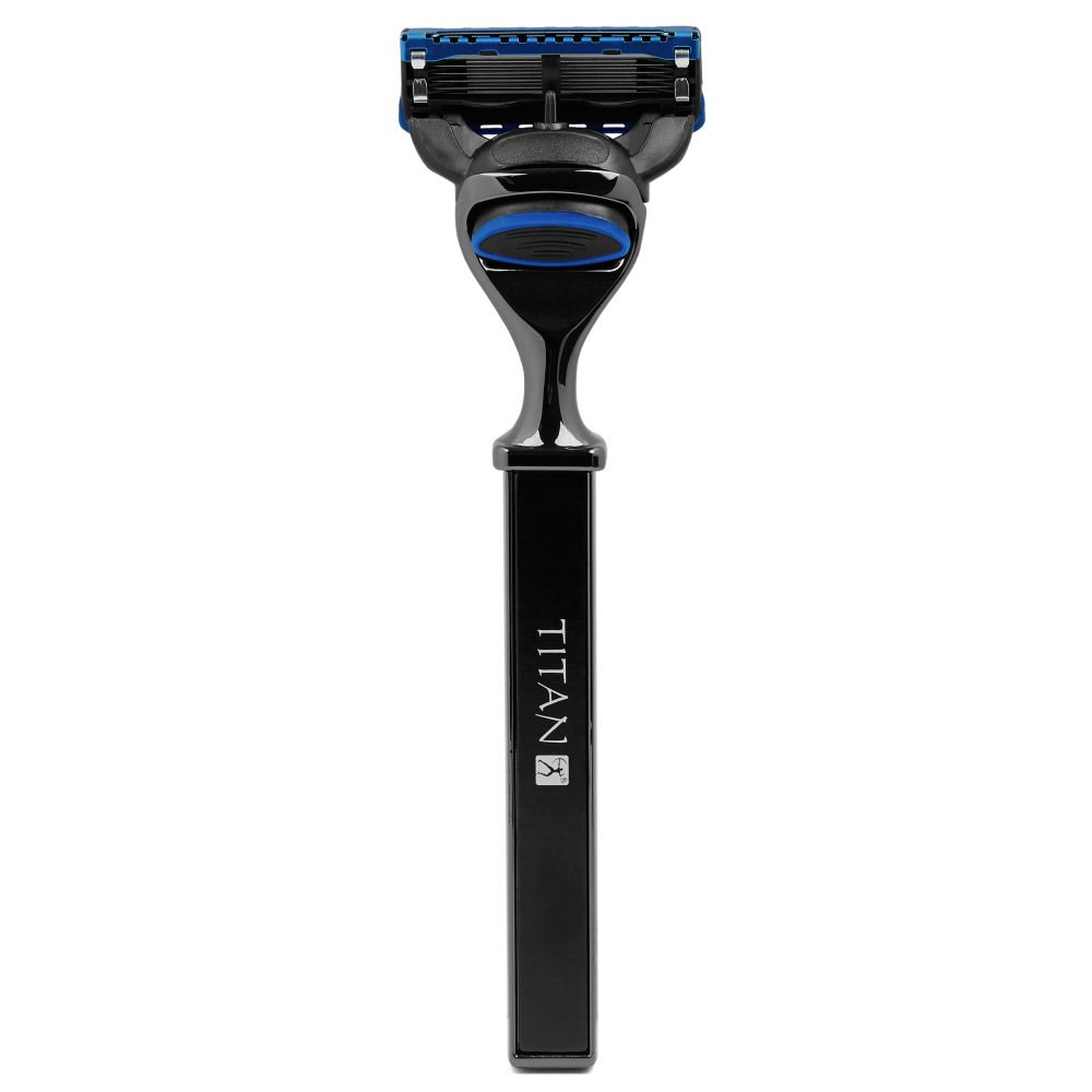 Fekete nyeles Titan borotva  86c5967f00