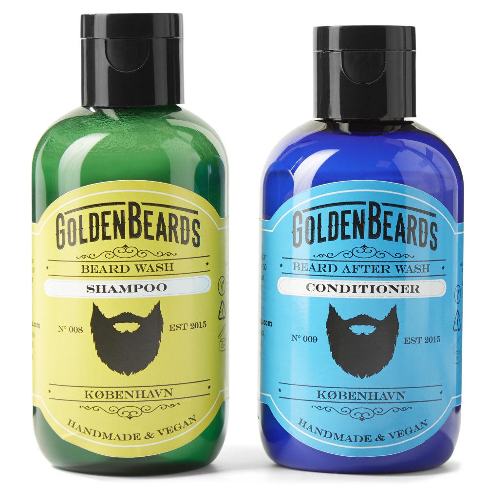 Beard Shampoo & Conditioner Set