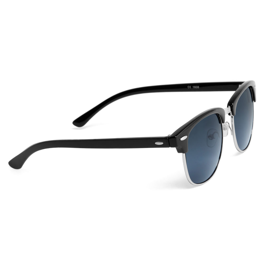 Black Browline Smoke Sunglasses  798425acc26