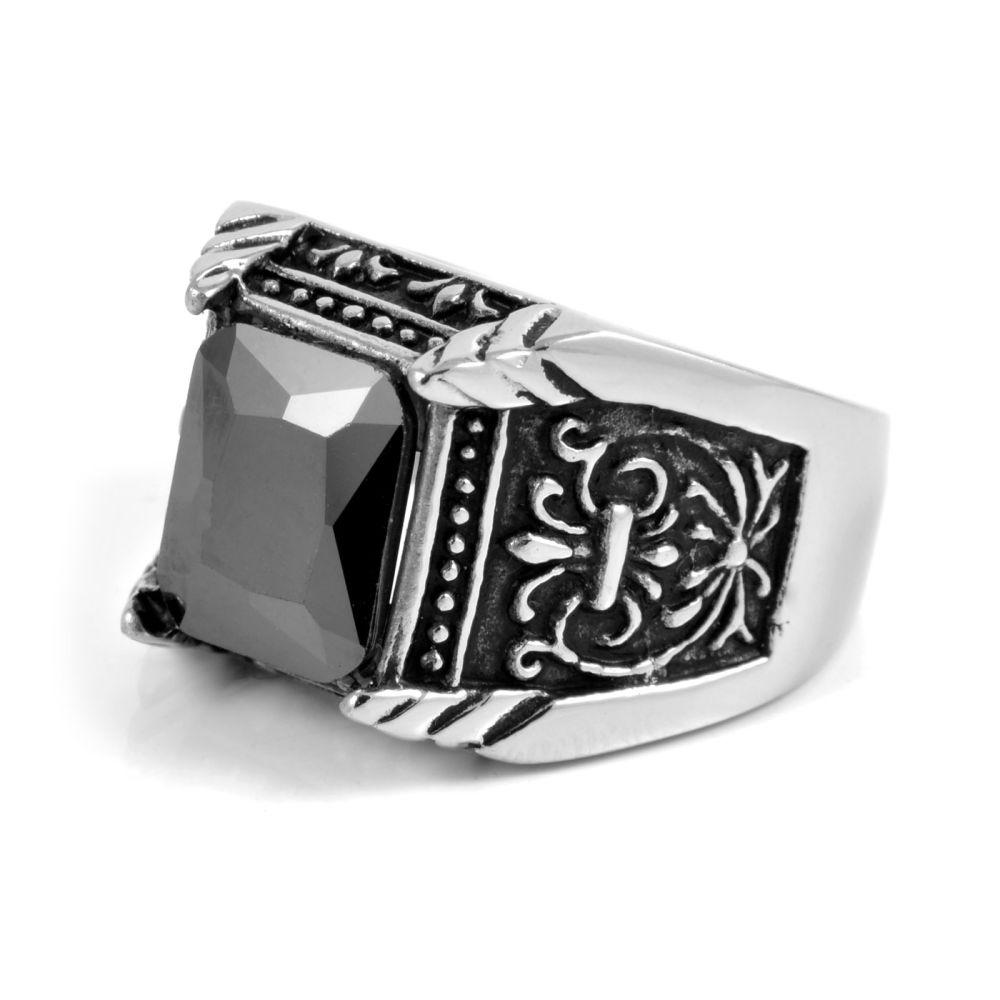 Ατσάλινο Δαχτυλίδι Roman Senator  715065bfd13