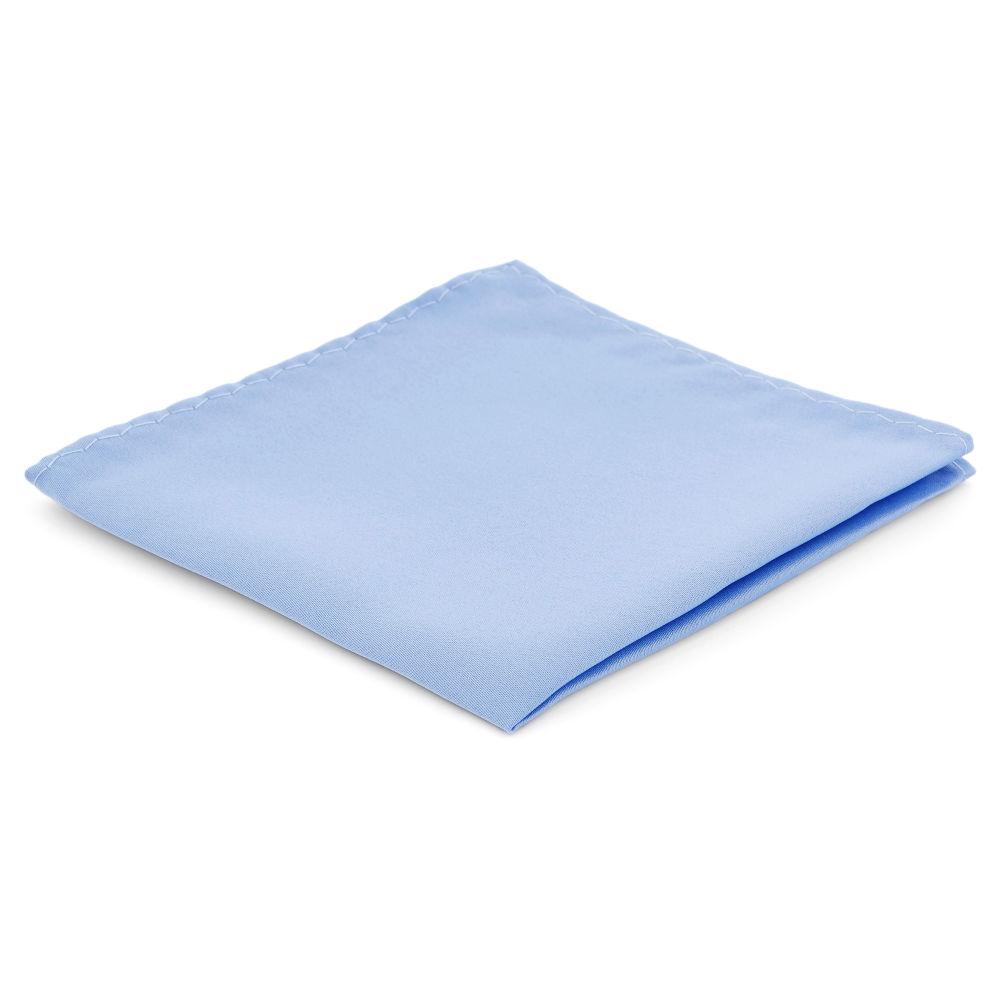 3a6ea2faf2d Γαλάζιο Απλό Τετράγωνο Μαντήλι Τσέπης | Σε απόθεμα! | TND Basics