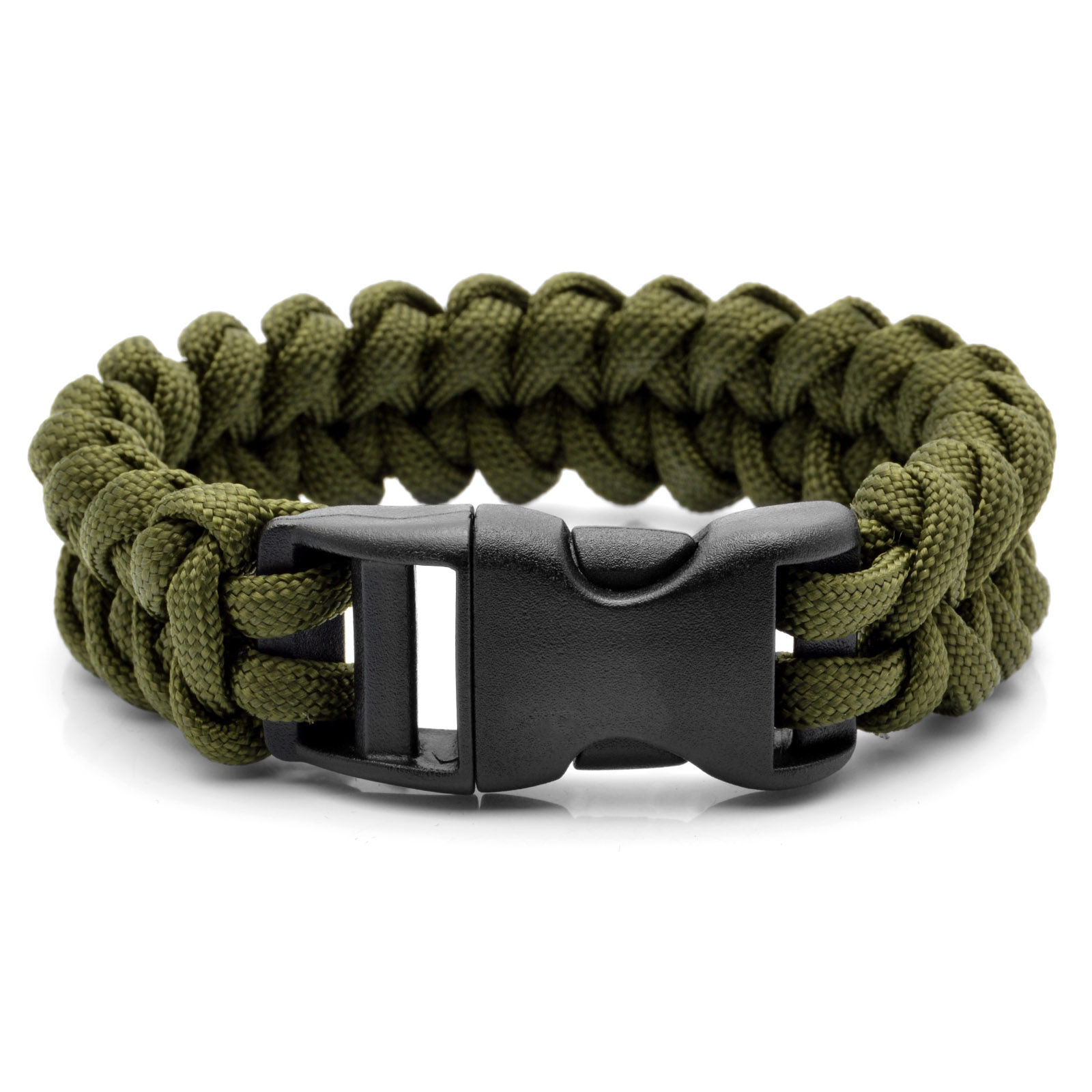 Green and Tan Paracord Bracelet Trendhim