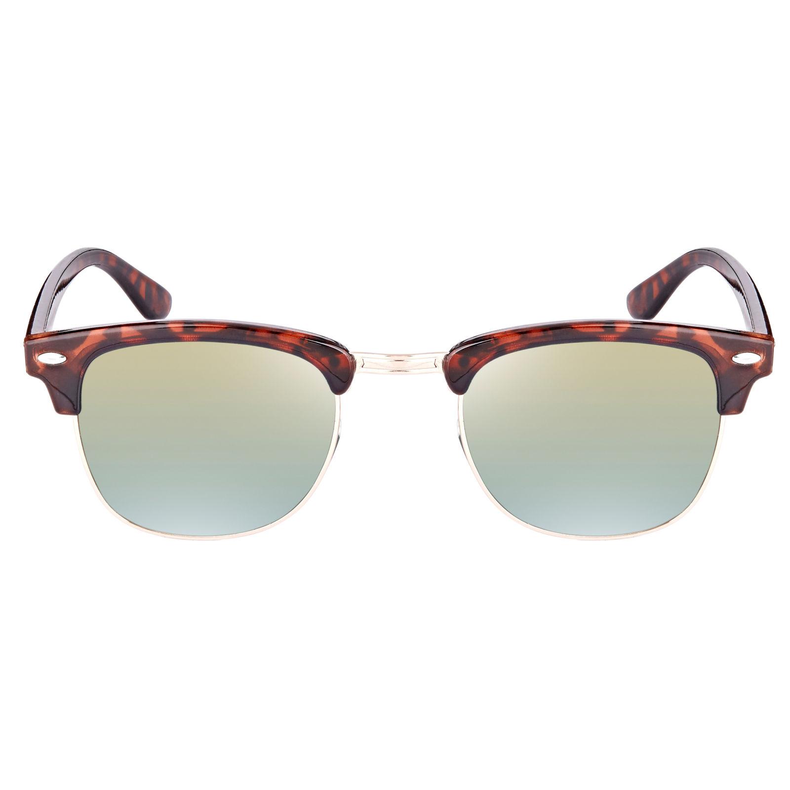 Tortoise Shell Γυαλιά Ηλίου με Mirror Φακούς  3f4ccfb3b81