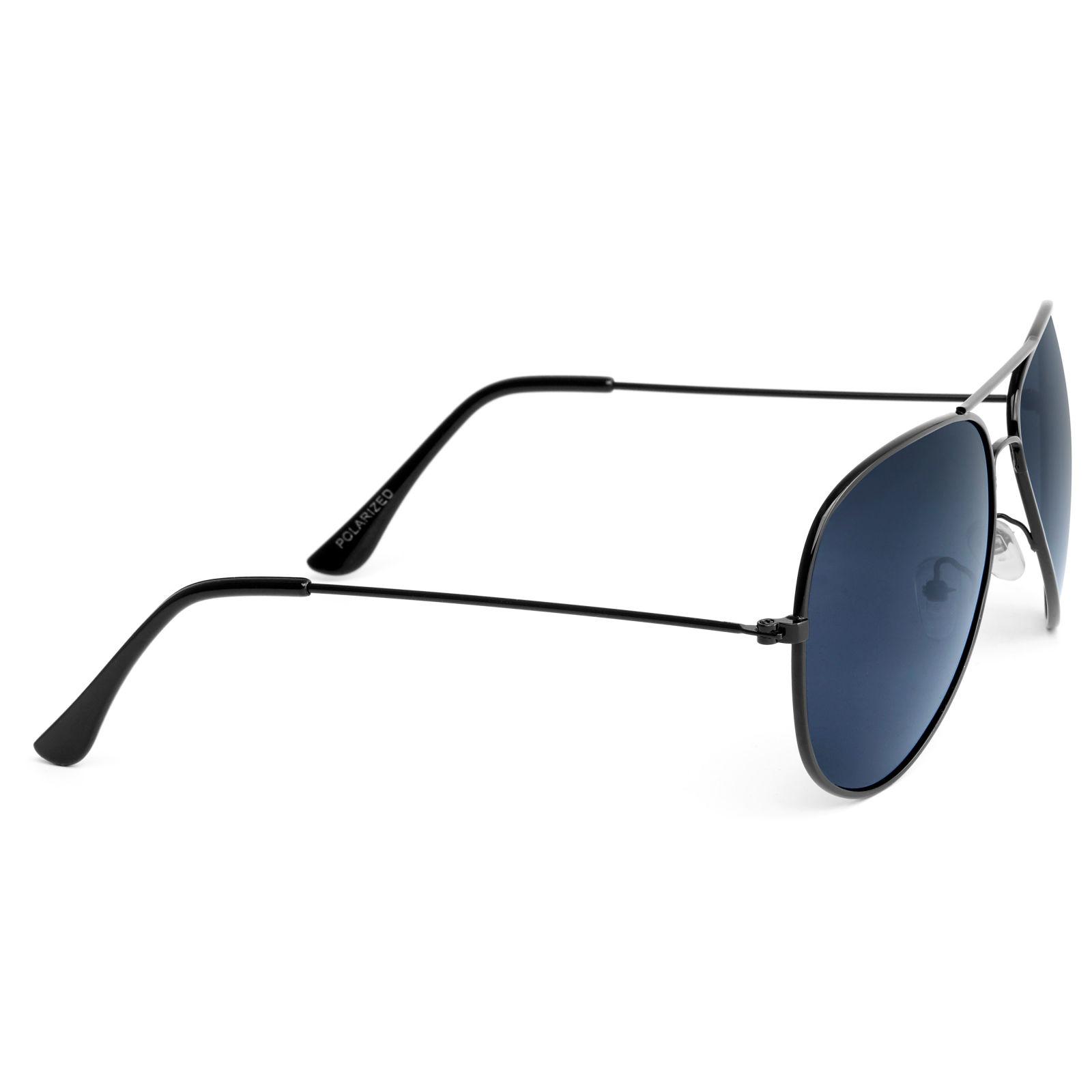 Fekete pilóta napszemüveg sötétített 39b31541cc