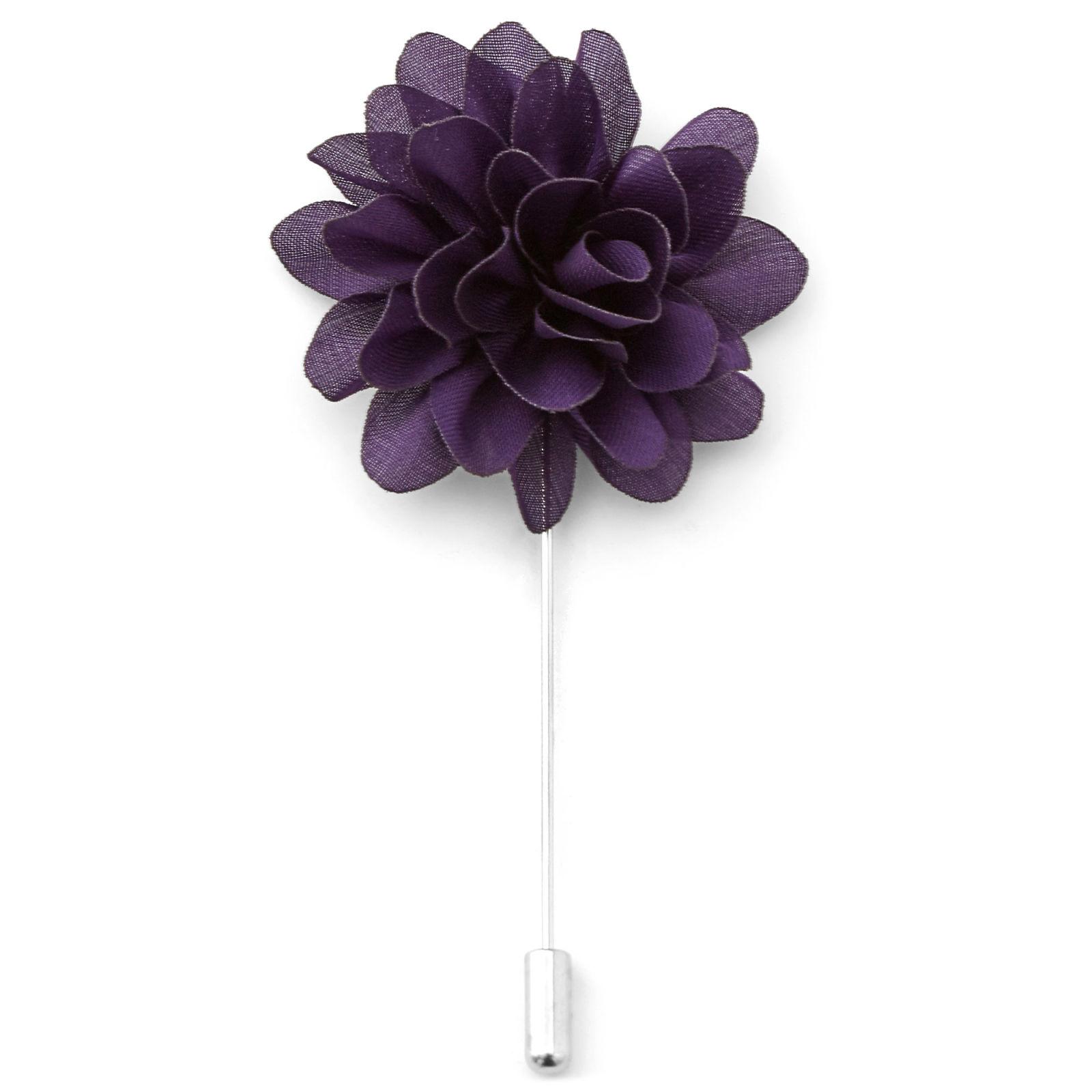 Creative Pink Lapel Flower Trendhim