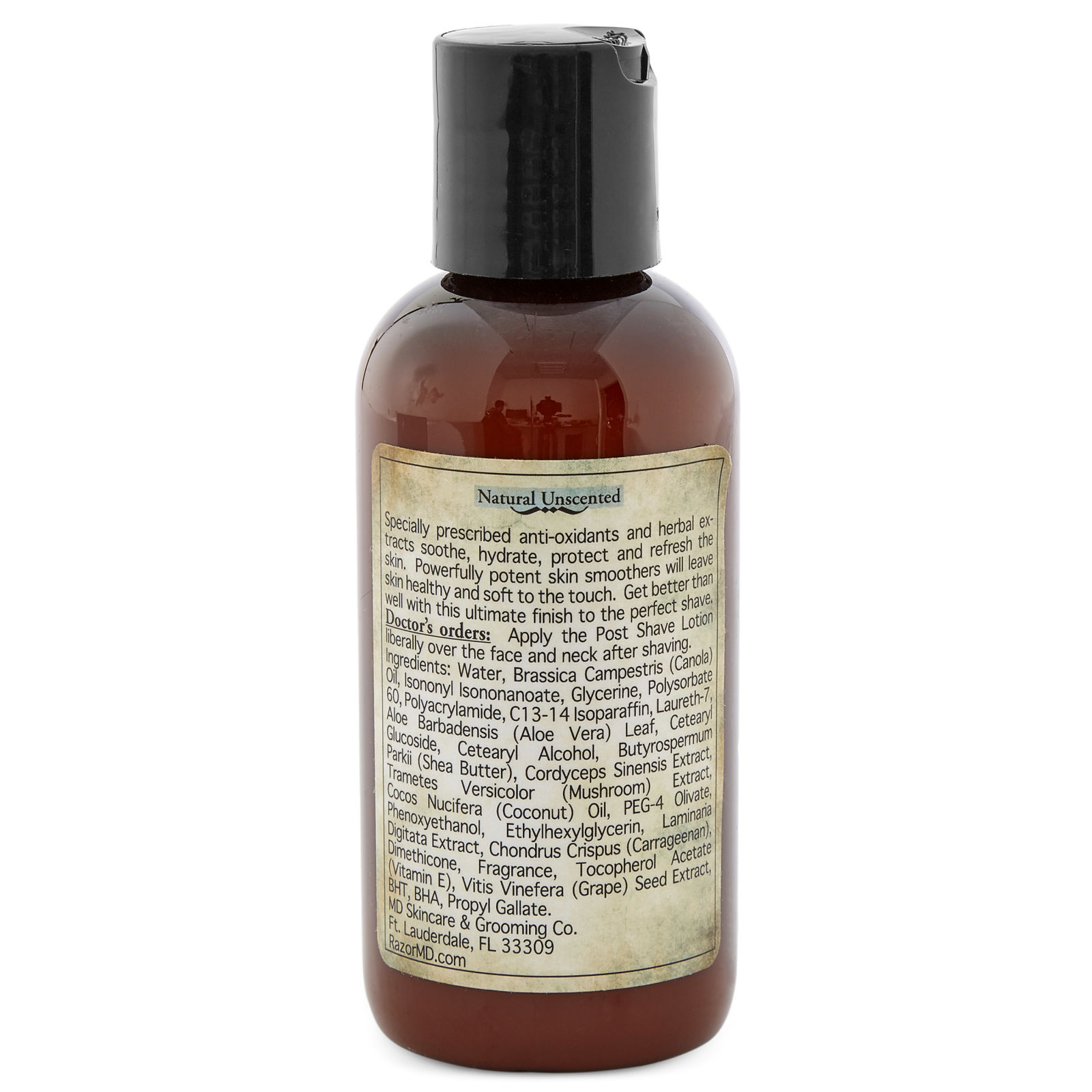 9563d2ee6203 Natural Post-Shave Lotion