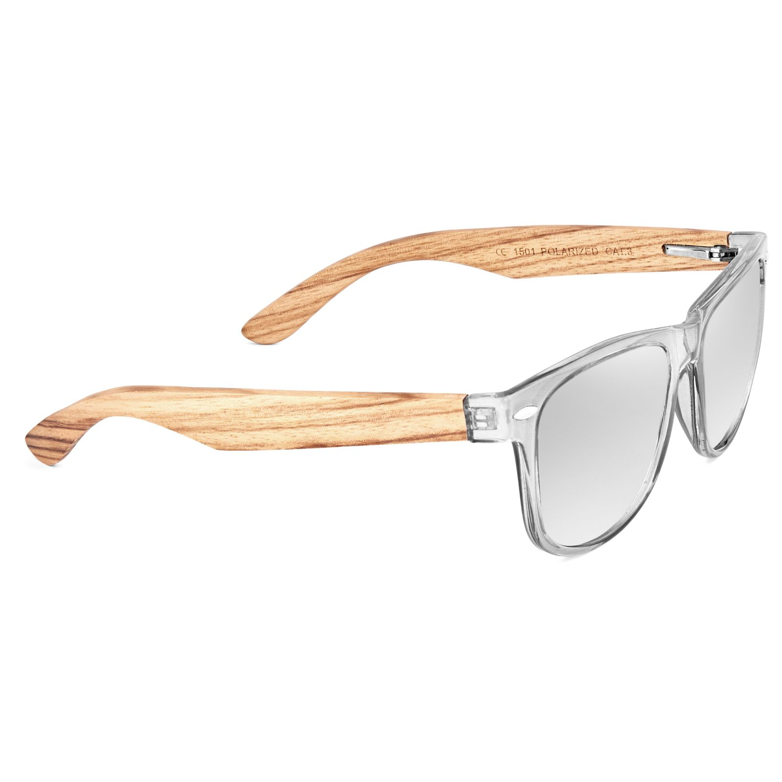 e37601ae5b Gafas de sol polarizadas gris plata