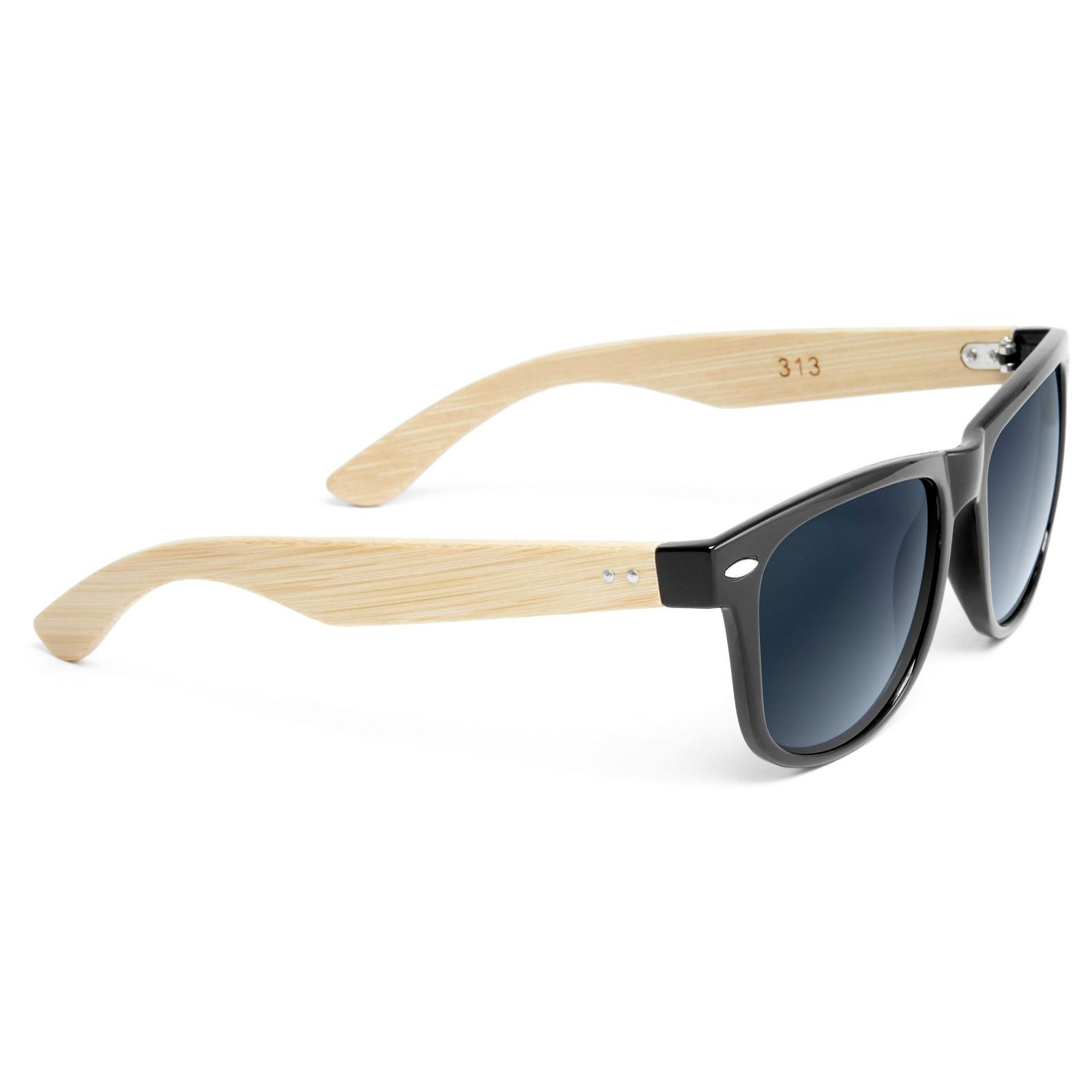 Μαύρα Γυαλιά Ηλίου Wood Smoke  80498ac562a