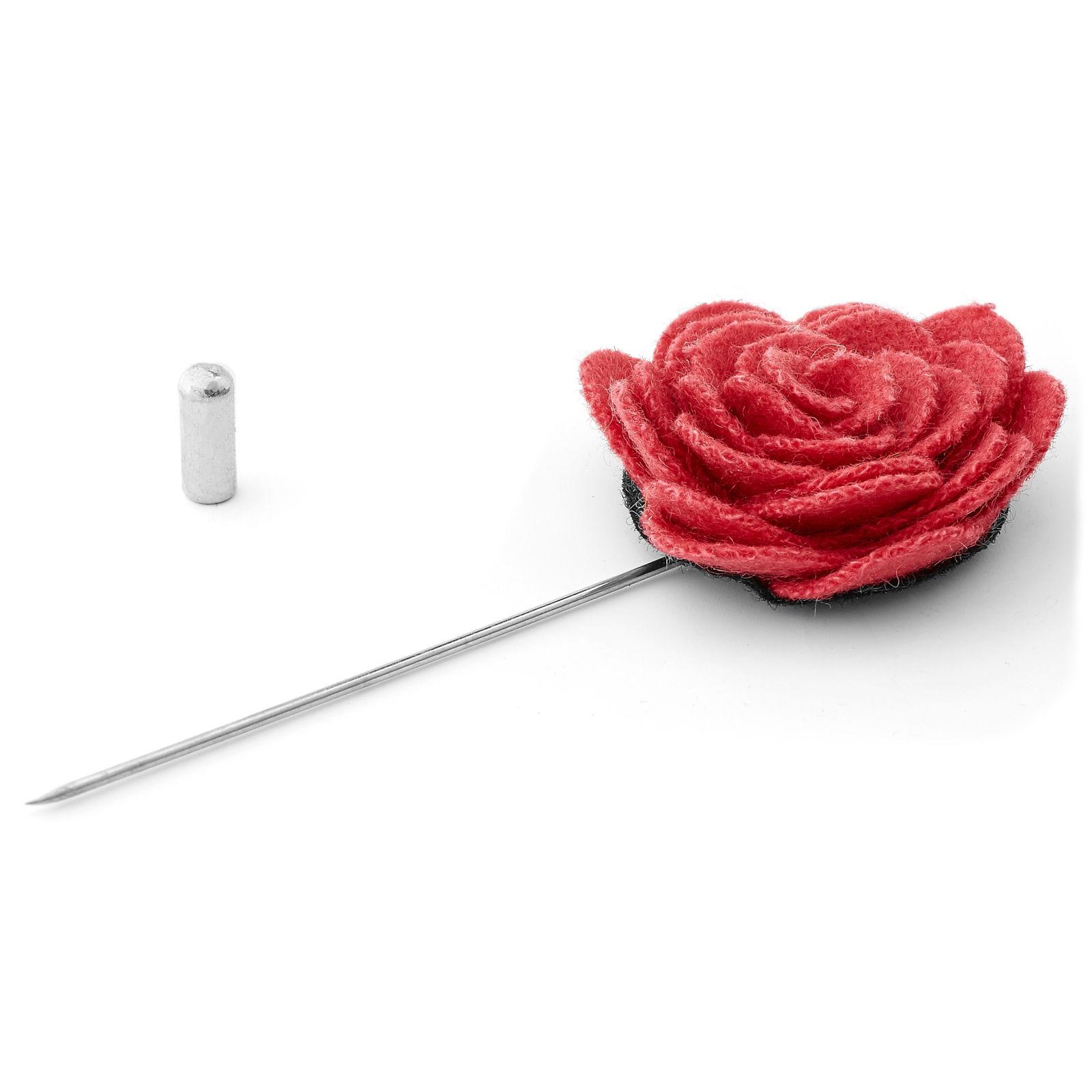 Καρφίτσα Πέτου Red Rose  844914828d1
