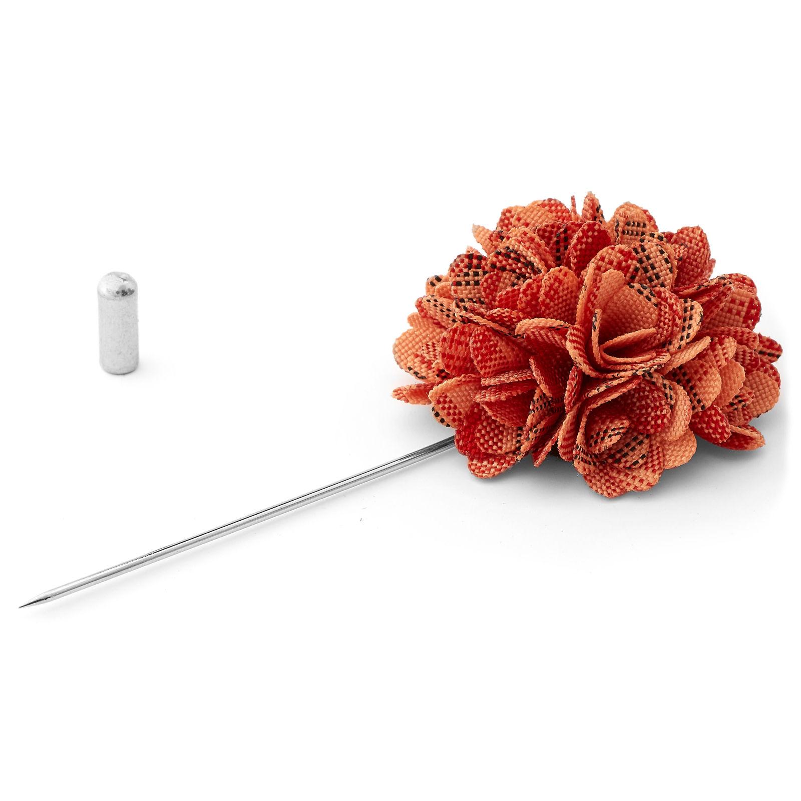 Orange Rose Épinglette Trendhim