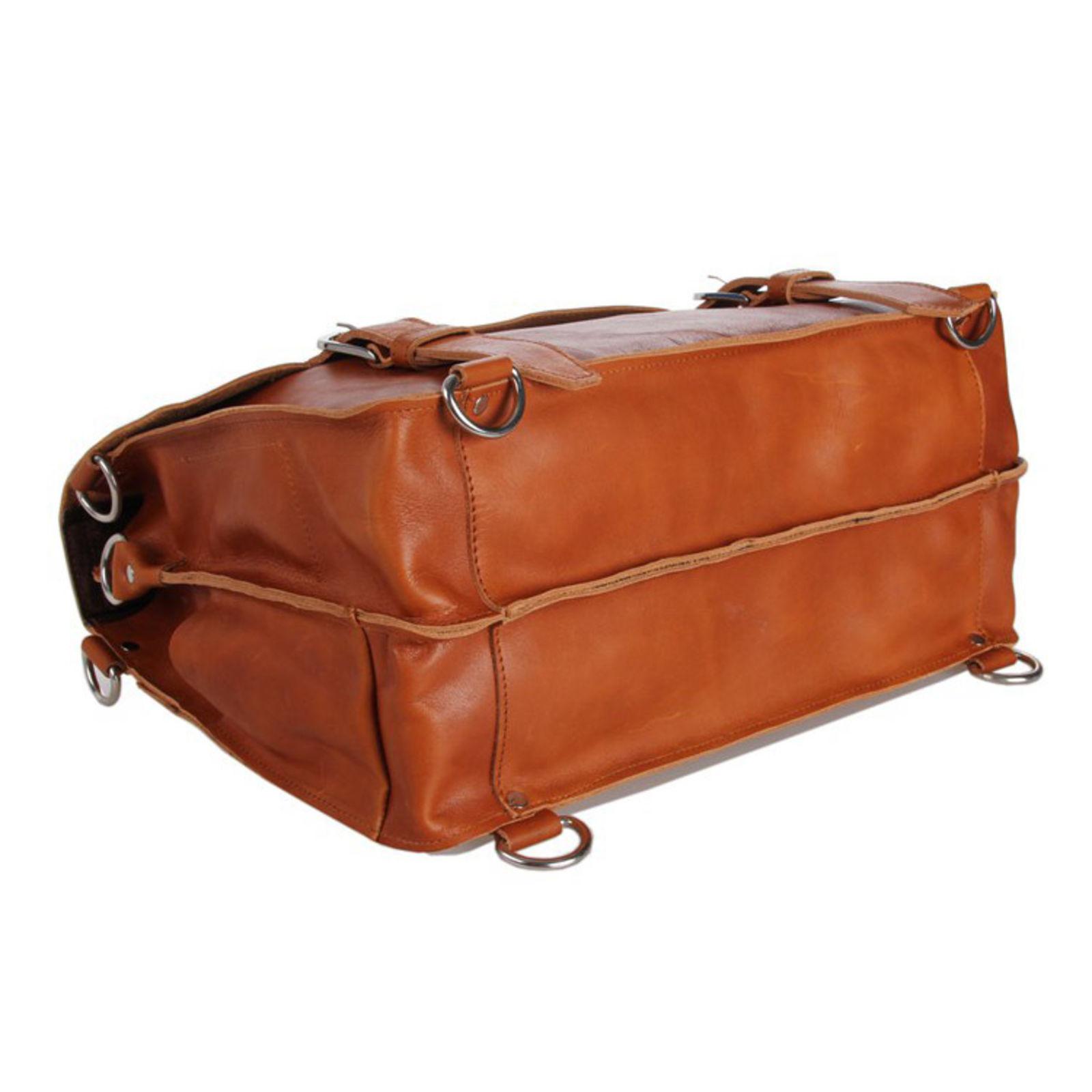 fed31110d1 Borsa in pelle con scomparti | Spedizione gratuita | Delton Bags