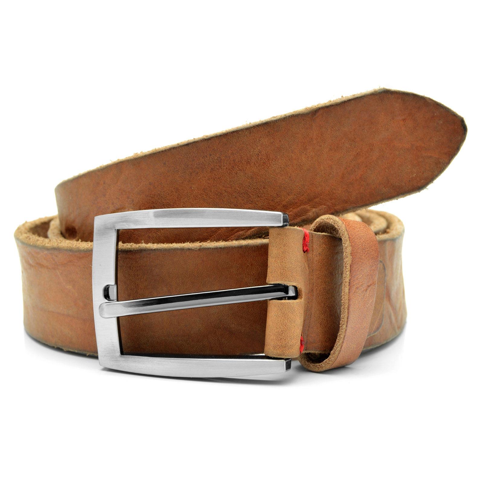 Teachers Brown Leather Belt Trendhim