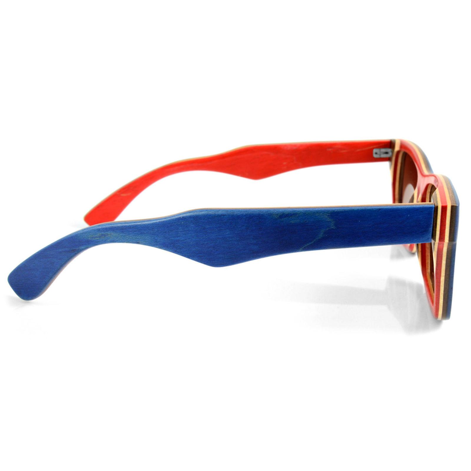 Óculos de Sol Azuis Skateboard   Portes grátis   Paul Riley 14cb0f1277