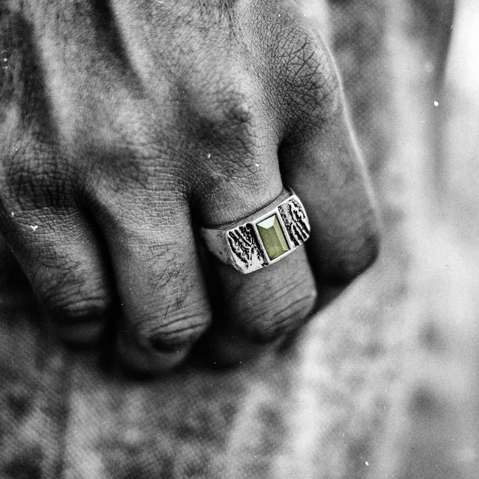9796008ce5b Δαχτυλίδι Green Maloney | Moody Mason | Σε απόθεμα!