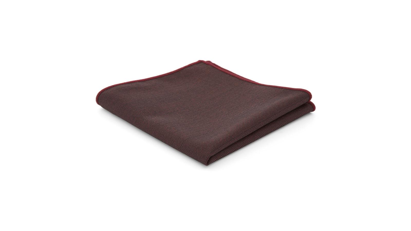 Pochette de costume marron motifs port gratuit bohemian revolt - Trend corner frais de port gratuit ...