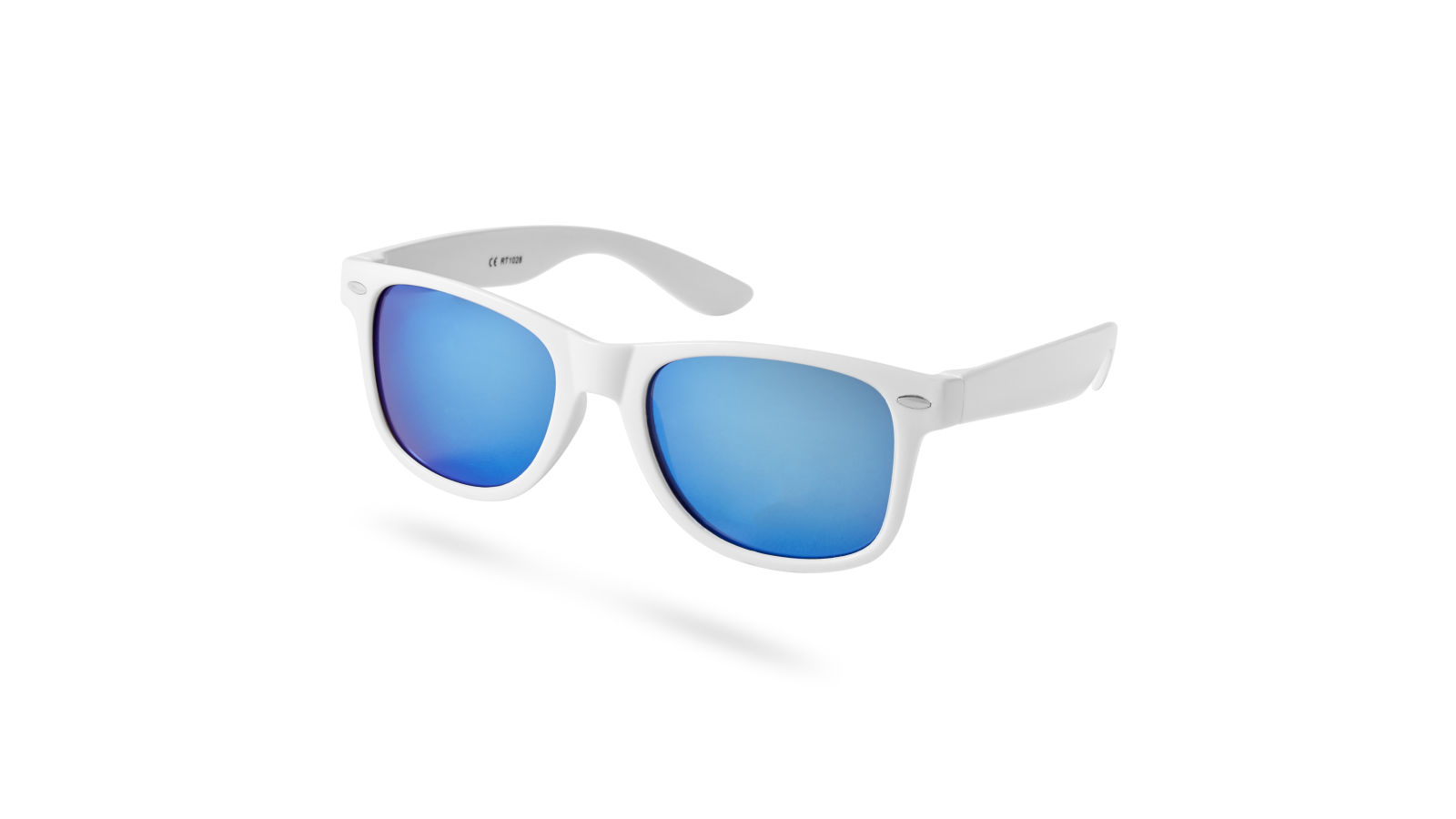 Óculos de Sol Dinâmicos Azuis e Brancos   Em stock!   Paul Riley 5ee21f4026