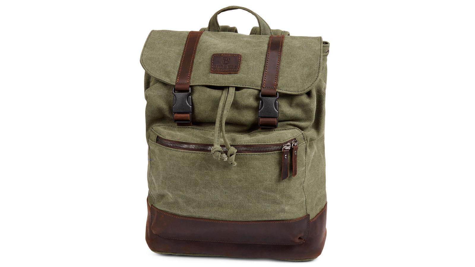 d8823e47fd Σακίδιο Πλάτης (Backpack) Sam Green   Brown