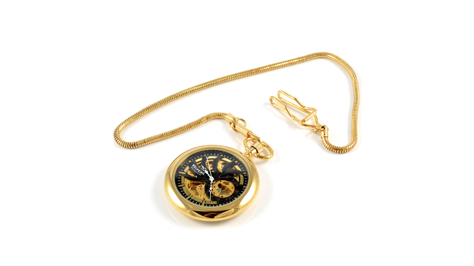 Mechanické vreckové hodinky Chicago  4c85965107a