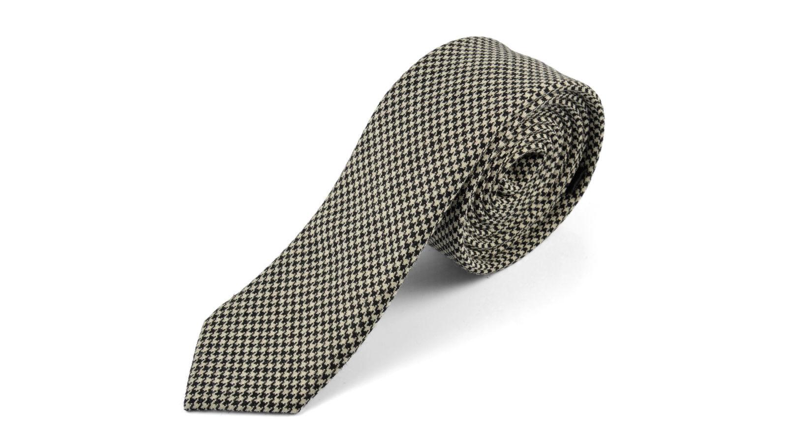 48350e10e84e Μάλλινη Γραβάτα Fifties