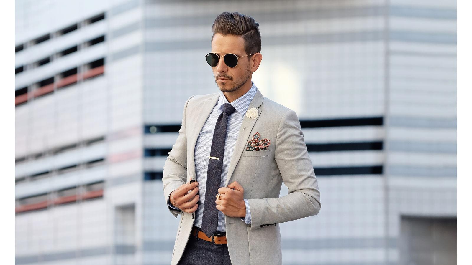 92e9c419c902 Čo si obliecť na svadbu  Oblečenie pre pánskych hostí na svadbe