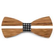 Nevada Zebrawood Bow Tie Trendhim