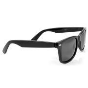 Čierne polarizované slnečné okuliare Wayfarer  706fd03a559
