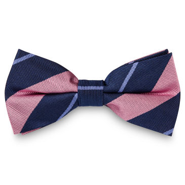 Light Pink Basic Self Tie Bow Tie Trendhim