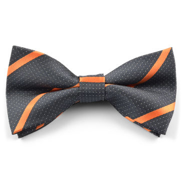 Screaming Orange Basic Bow Tie Trendhim