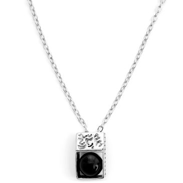 Silver Rope Necklace Trendhim