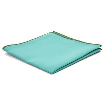 Turquoise Basic Pocket Square Trendhim