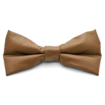Brown Chequered Tie Trendhim
