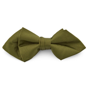 Lime Green Basic Bow Tie Trendhim