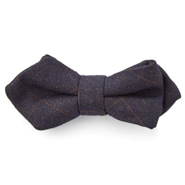 Slim Black Bow Tie Trendhim