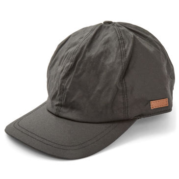 Black Canvas Baseball Cap Major Wear