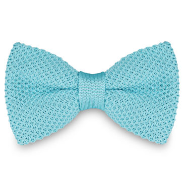 Knitted Striped Bow Tie Trendhim