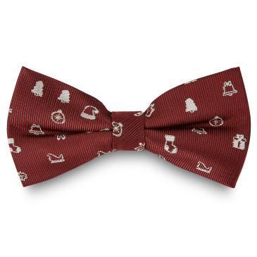 Classy Self-Tie Christmas Bow Tie Trendhim