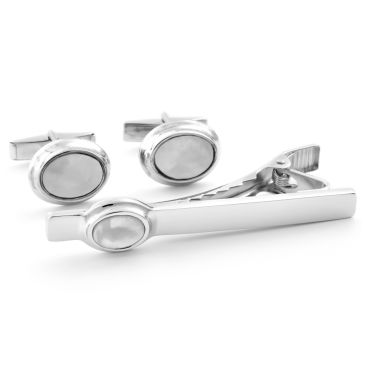 Northern Logo 925s Silver Tie Clip Northern Jewelry