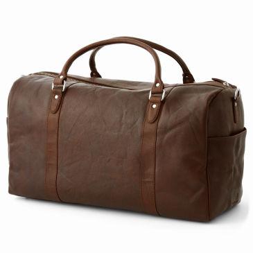 Sac Duffel Bag brun & noir California