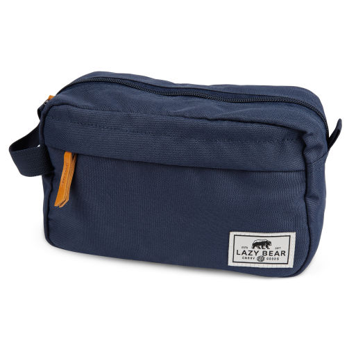 e80b7dd2ff Liam Navy Wash Bag